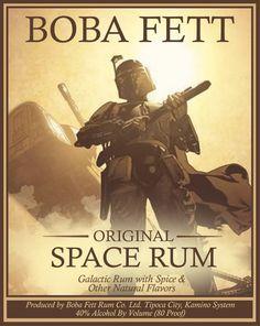 Space Rum!