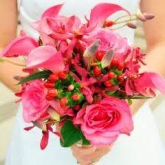 spring weddings, wedding flower bouquets, calla lilies, wedding bouquets, pink wedding flowers, pink weddings, wedding cakes, flower idea, summer weddings