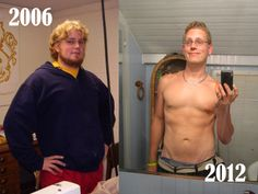 Read Josh Tiska's story here: http://fruit-powered.com/josh-tiska/ He lost over 100 pounds going raw. He specifically used the 80-10-10 raw diet which is just one of many healthy healing raw diets.