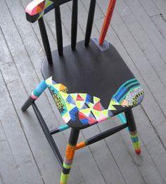 Fliffa Agam Chair