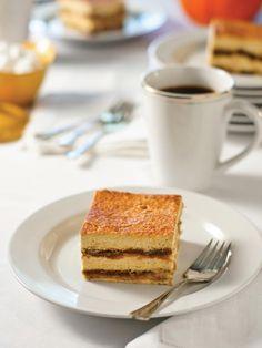 #Thanksgiving desserts with a twist:  Pumpkin Cheesecake Tiramisu>>  http://www.hgtv.com/entertaining/fall-desserts/pictures/page-6.html?soc=pinterest
