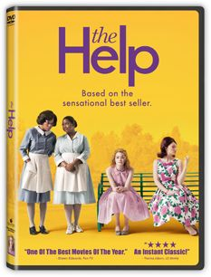 The Help-  a great book and film!