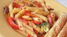 Tuscan Vegetarian Pasta