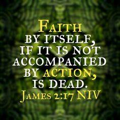 James 2:17 NIV