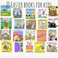 20 Easter Books for Kids