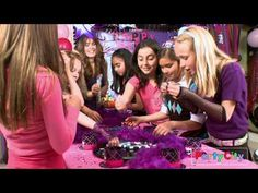 Watch for scary cute Monster High Party Ideas for your monsterista.