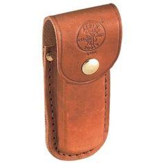 klein leather knife holder $22