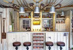 Mr & Mrs Smith - The Potting Shed bar