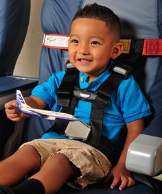 CARES® Airplane Safety Harness