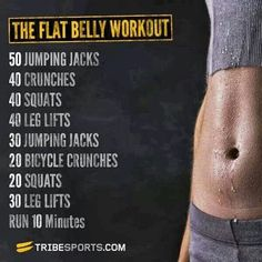 workout for everyday..just get it done