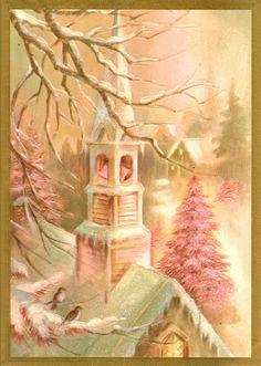 Pink Christmas !