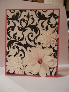 Elegant card...