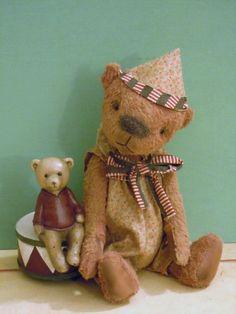 Artu' OOAK Artist Bear Vintage by PatriBears on Etsy, $150.00