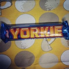 Yorkie Bar - Foreign Candy