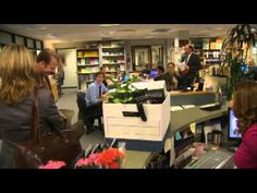 The Office Season 4 Bloopers