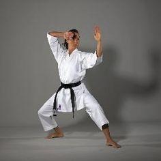 karate sweat