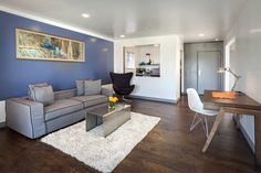 You have got to come see our fully remodeled 1 bedroom Mountain View Suite! It is  beautifully decorated suite with a great view of the San Jacinto Mountains!