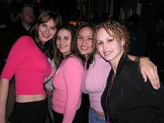 The Bachelorette party. Fun, fun, fun!