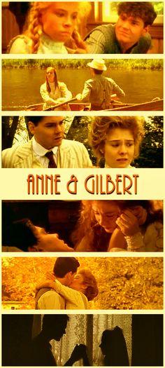 Anne Shirley & Gilbert Blythe