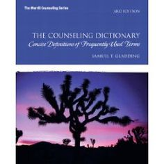 On my Counseling Book Wish List. My professor says it really comes in handy, especially if you're a beginning counselor.