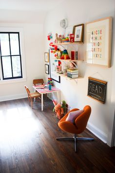 The Girls' Reading Nook