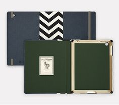 With a touch of chevron $89.00 #iPadcase
