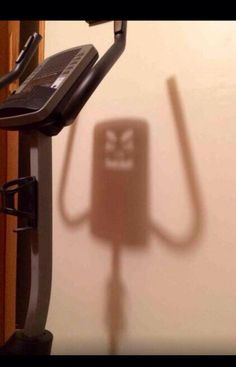Proof that exercise machines are evil