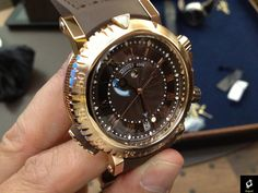 Breguet Marine Royale rose gold #watch (boutique edition)