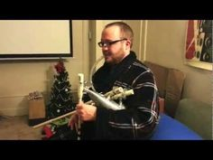 Bagpipes Made Out of PVC and Duct Tape