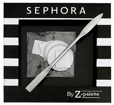 This week I'm obsessed with... Sephora by Z Palette!