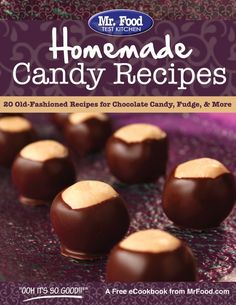 Easy Chocolate Candy Recipes