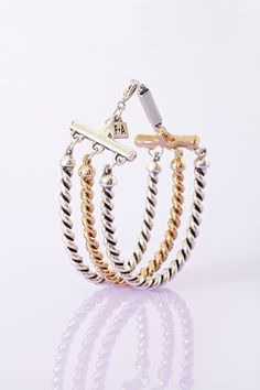 Triple Rope Bracelet