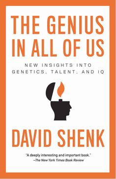"""""""We are all the product of interplay between genes and outside stimuli.""""  BF341.S54.2011"""