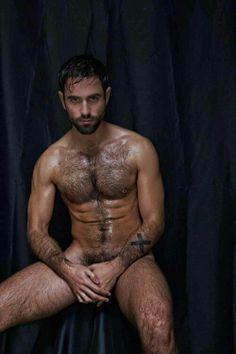 Naked Scott Adkins Nude