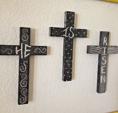 Old rugged cross on pinterest wall crosses mosaic for Old rugged cross tattoo designs
