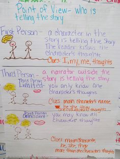Buzzing with Ms. B: Point of View Freebie!