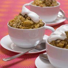 Pumpkin Pie Crunch | MyRecipes.com
