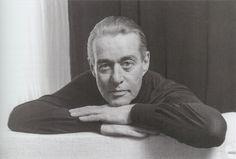 Halston's last portrait- 1988