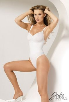 JF005 Julie France OBSESSION - Cami Thong Body Shaper $39.00