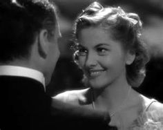 Joan Fontain in the classic movie Rebecca
