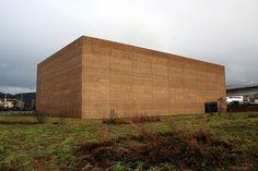 Schaulager Museum, Basel, Switzerland; Herzog & de Meuron design