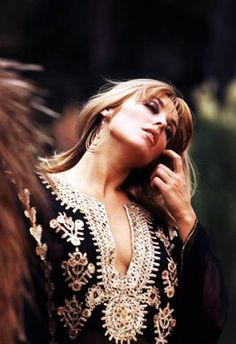 Sharon Tate - 1966, by Orlando Suero