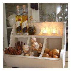 ~kitchen storage idea~