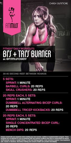 bodi, fitmiss bis, arm day, fitmiss workouts, fitmiss arms