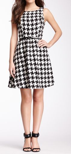 Houndstooth - so classic