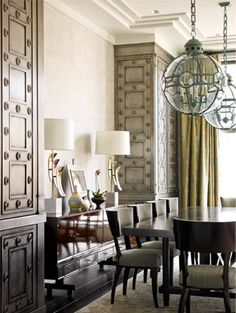 lights, decor, interior design, dining rooms, design homes, living rooms, dine room, light fixtures, dining room design