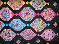 Stack 'n Whack by dhanke of Quilting Board