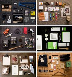 Identity layouts // #photography