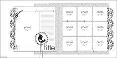May Pagemaps #5 - Scrapbook.com