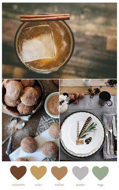 Cinnamon + Cider